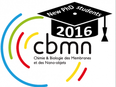 The new first year PhD students hosted by CBMN in 2016.